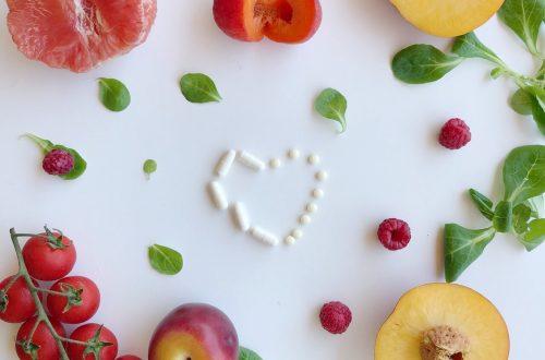 frutta fresca e integratori