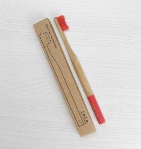 spazzolino ecologico in bamboo