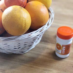 compresse di vitamina c