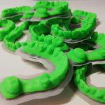 mascerine trasparenti per raddrizzare i denti