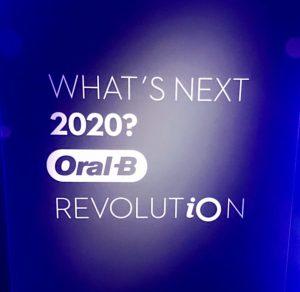 nuovo spazzolino Oral-B