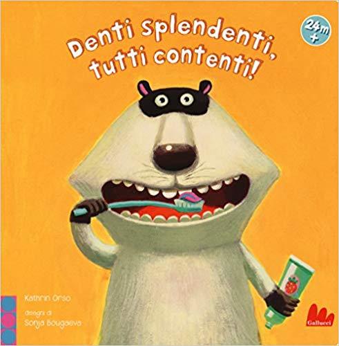copertina libro denti splendenti