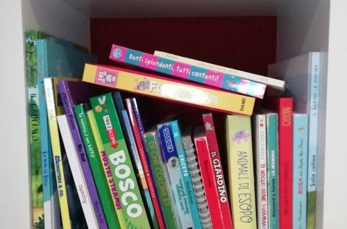 Libri a tema denti per bambini