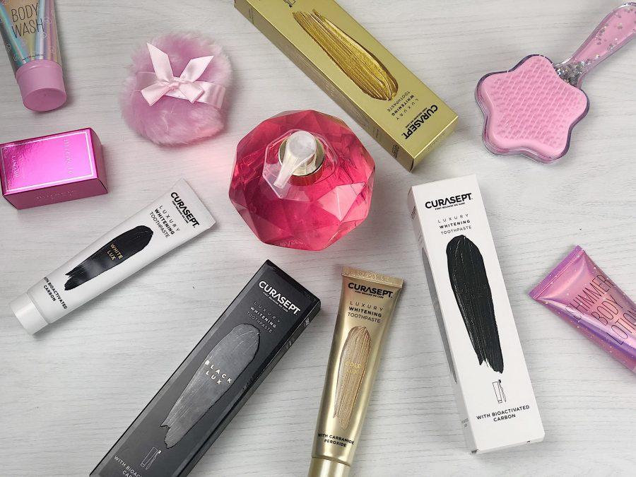 dentifricio curasept luxury whitening