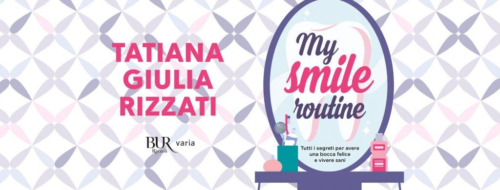 il libro di my smile routine